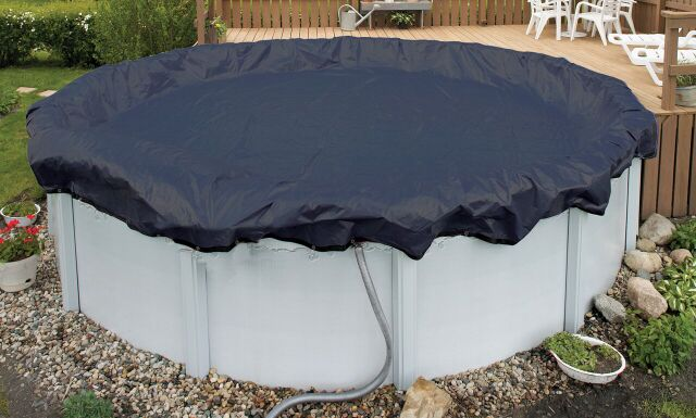 Artic Armor Silver Winter Covers From Swimming Pool Discounters