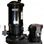Pressure Cartridge Filter Systems