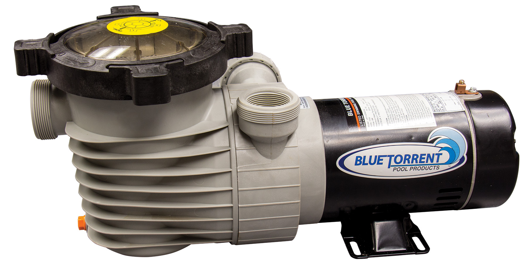 Swimming pool discounterspower clean de filter system with - Filter fur poolpumpe ...