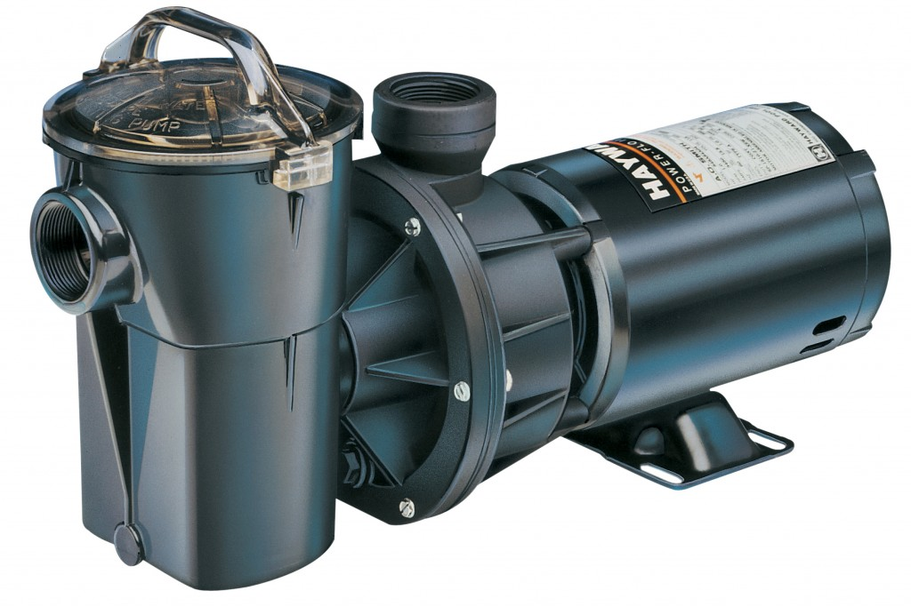 Swimming pool discountershayward power flo lx from for Above ground pool motors