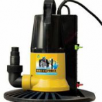 1,250 GPH Electric Cover Pump Included in all Pool Kits