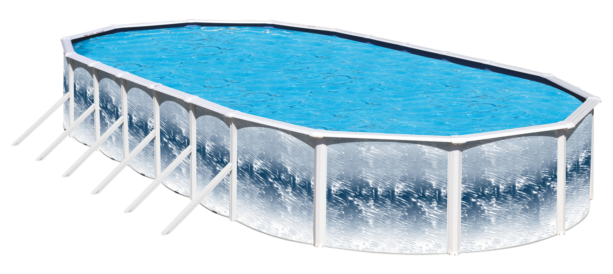 Swimming Pool Discounters48 In Swimmaster 6in Steel Frame Pool 2018