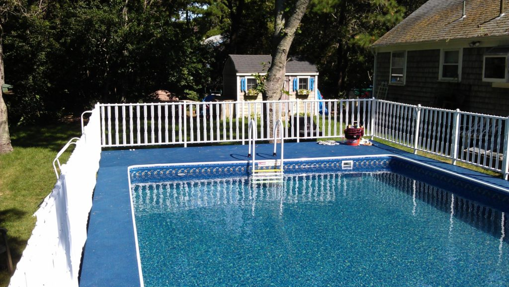 12x24 Above Ground Pool Cover Round Designs