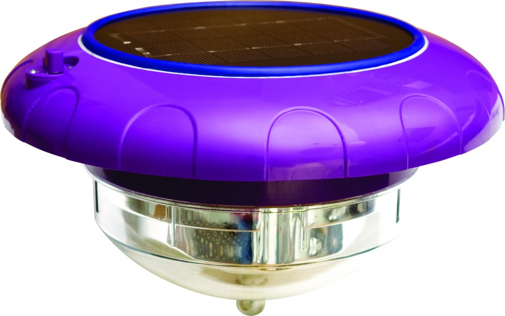Swimming Pool Discounterssolar Flair Recharging Floating Light