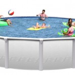 2018 21'X52″ Round (6in) Super Aluminum Pool CLOSEOUT with FREE GOODS $1,588.87