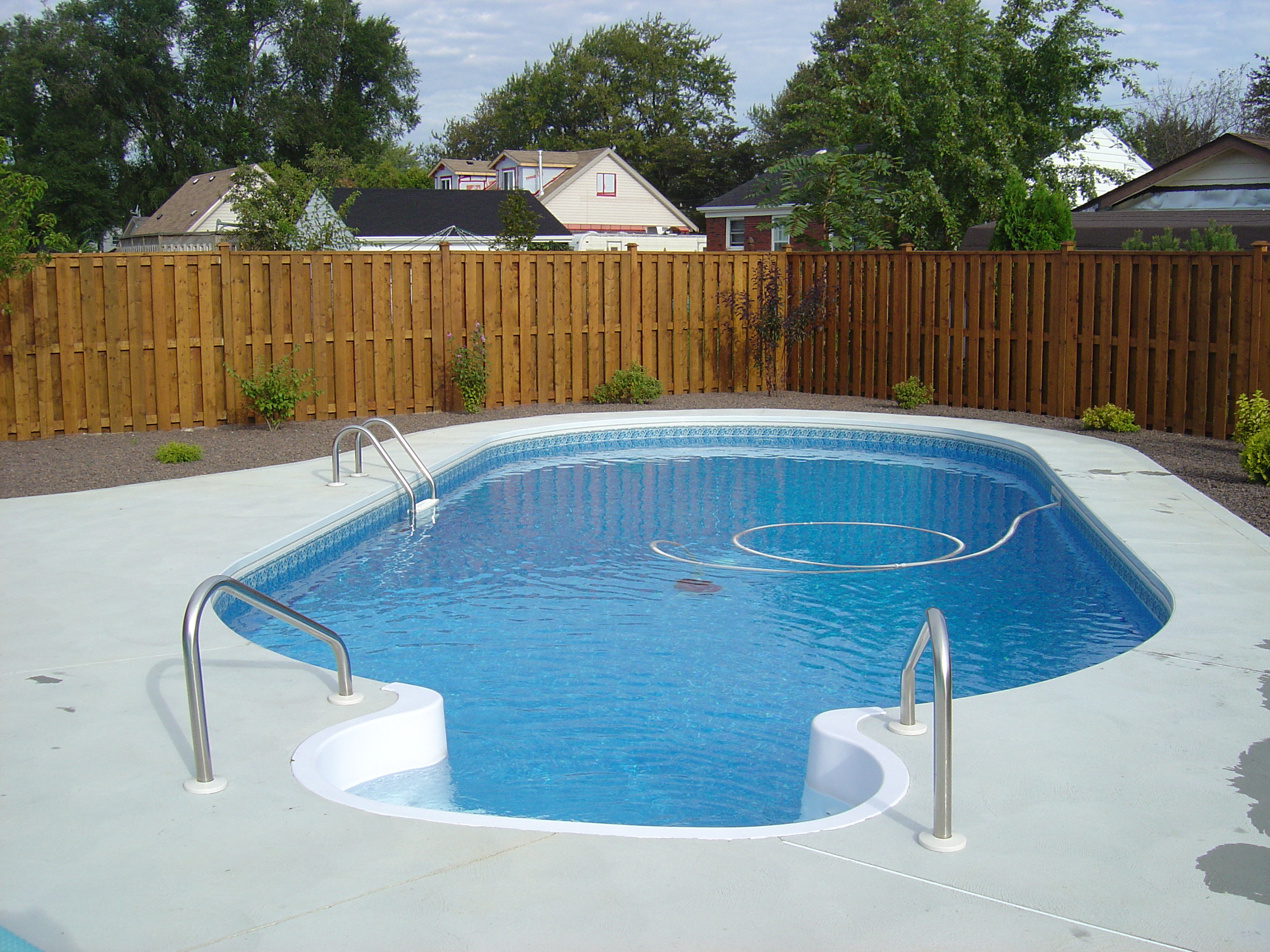Inground Swimming Pool