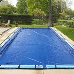 Winter Pool Cover Included in all Pool Kits
