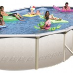 2018 12'X24″X52″ OVALRAMA Pool and PACKAGE CLOSEOUT $1,349.99