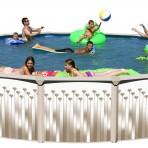 2017 RG-5000 18'X52″ Round (7in) Steel Pool CLOSEOUT $799.99