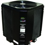 115,000 BTU In-Ground Pool Electric Heat Pump Show SALE PRICE $2,299.99