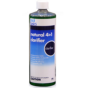 Swimming Pool Discountersnaural 4 1 Clarifier