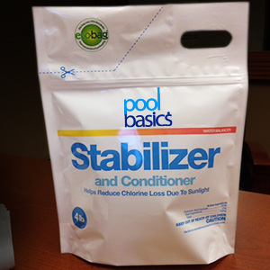 Swimming Pool Discounterspool Basics Stabilizer