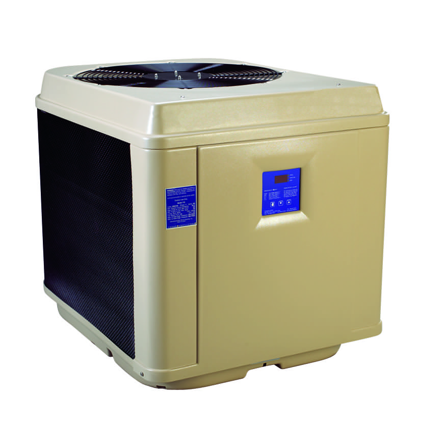 Swimming Pool Discounters50 000 Btu Electric Heat Pump Ships Free With Or Without Pool 1