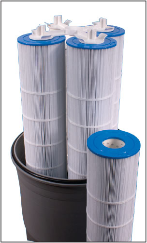 Swimming Pool Discounterspressure Cartridge Filters And