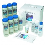 6 Months Supply of Spa Speciality Chemicals INCLUDED WITH SPA