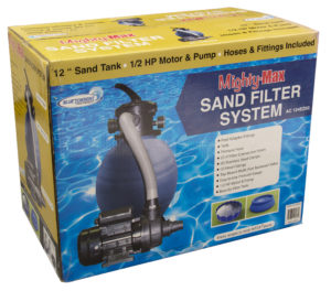 Swimming Pool Discounterssand Man 1 2 Hp Filter System