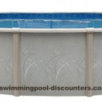 52 IN Freedom Resin (7in) Frame OUR #1 POOL