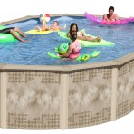 15'X30'X52″ Oval (7in) SUPER STEEL Pool CLOSEOUT $1,599.99