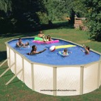 2018 PG-4000 15'X30'X52″ Oval (6in) Steel Pool $1,299.99