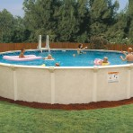 2018 27'X54″ Decade (8in) Round Steel Pool SUPER BUY $1,188.88