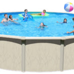 2019 24'X54″ Round Resin-GUARD (7in) CLOSEOUT $1,399.99
