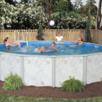 15'X54″ Megan's Bay (6in) Steel CLOSEOUT $697.97