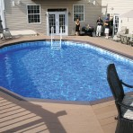 Doughboy combo pools swimming pool discounters - Swimming pool discounters ...