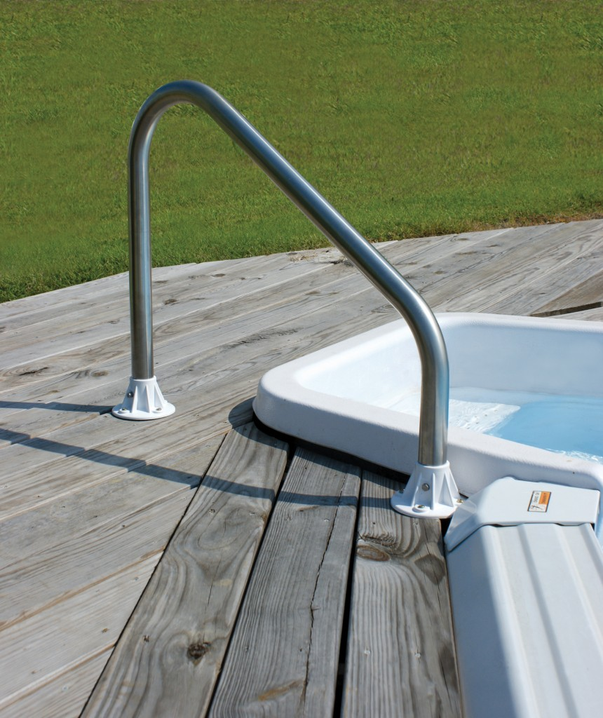 Swimming pool discountersstainless steel handrails