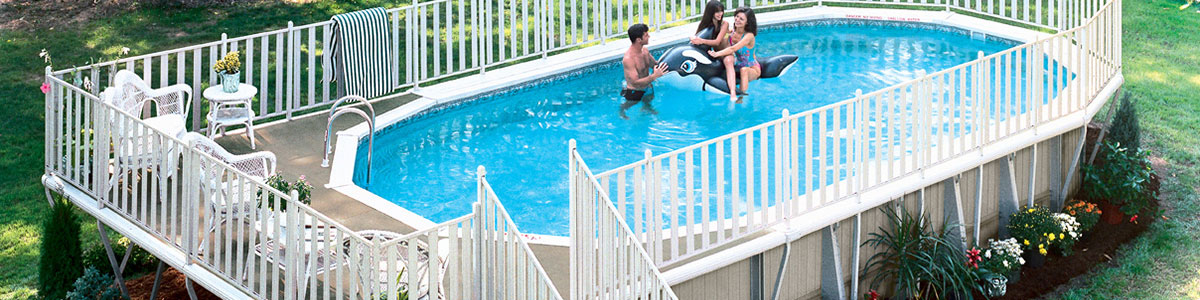 up to 40 off above ground deck pools