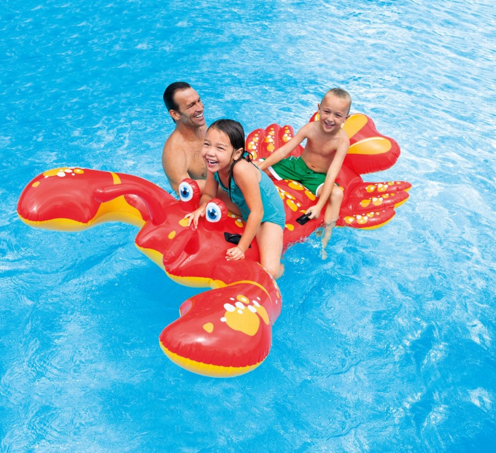 Swimming Pool Discounterslobster Ride On