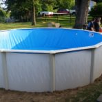 24'X52″ Round (7in) Super Pool & Package CLOSEOUT $1,388.87