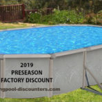 2019 15'X30'X52″ Oval (7in) Freedom RESIN FACTORY BUY $1,288.88