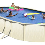 2018 PG-4000 18'X33'X52″ Oval (6in) Steel Pool $1,397.00