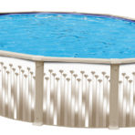 2017 RG-5000 15'X24'X52″ Oval (7in) Steel Pool CLOSEOUT $1,199.99
