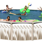 2017 RG-5000 12'X52″ Round (7in) Steel Pool CLOSEOUT $599.88