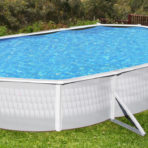 2018 18'X33'X52″ Oval (5.5in) Steel Pool for LAY A WAY  $1,388.88