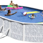 2017 18'X33'X52″ Oval Super Pool & Package $2,149.99