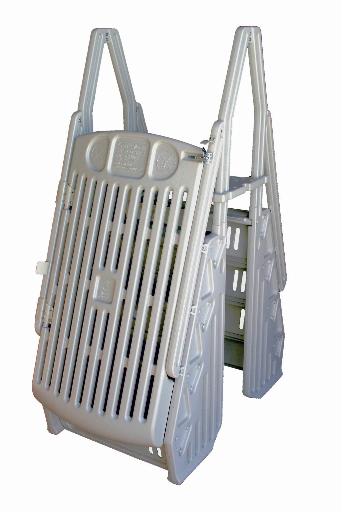 Swimming Pool Discounters32 Gated Grand Entry System Closeout