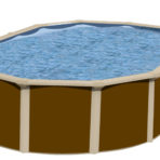 HOW TO BUILD A NON BRACE OVAL POOL