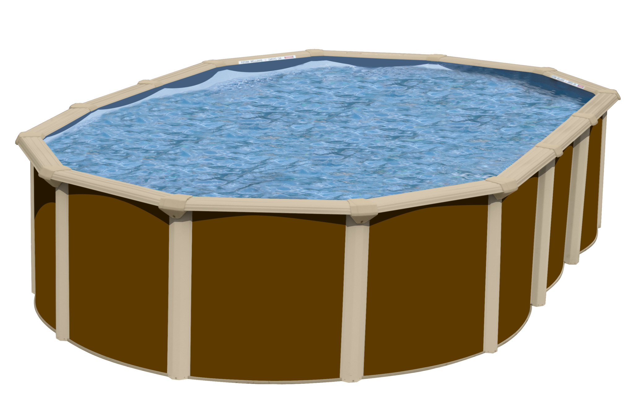How to build a non brace oval pool swimming pool discounters - Swimming pool discounters ...