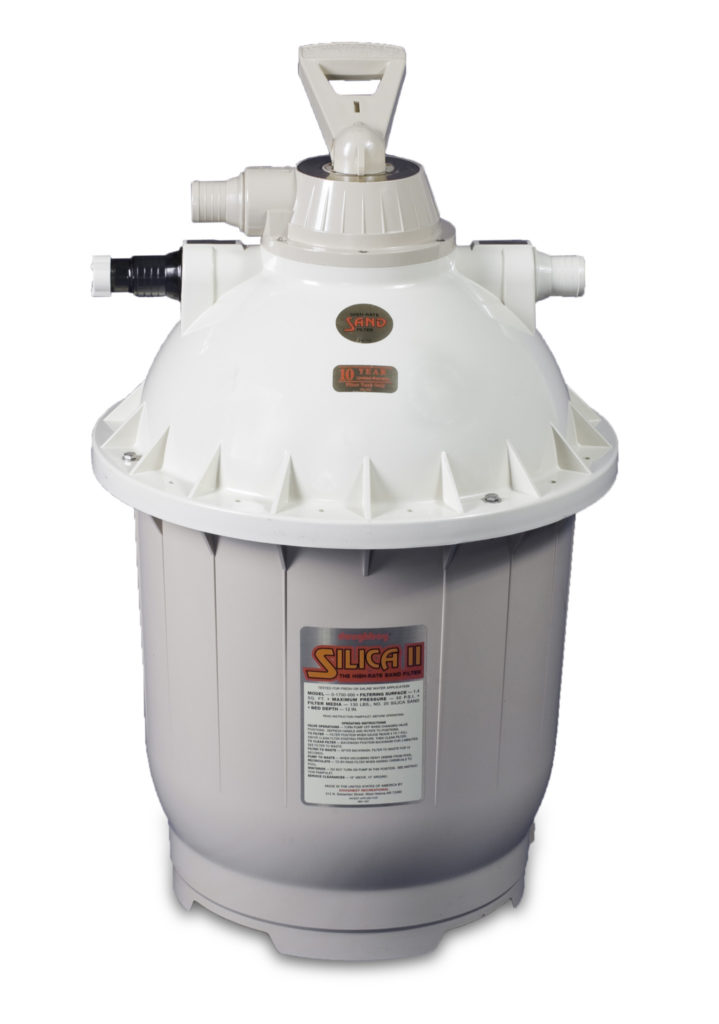 Swimming pool discounterssequel sand filters systems for Pond sand filter system