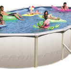 2017 12'X18'X52″ OVALRAMA Pool and PACKAGE CLOSEOUT $1,388.84