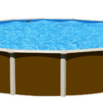 2018 15'X48″ Round Solar Flare Pool & PACKAGE CLOSEOUT $699.80