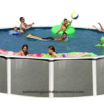 18'X52″ Round Summertime Pool & Package CLOSEOUT $999.99