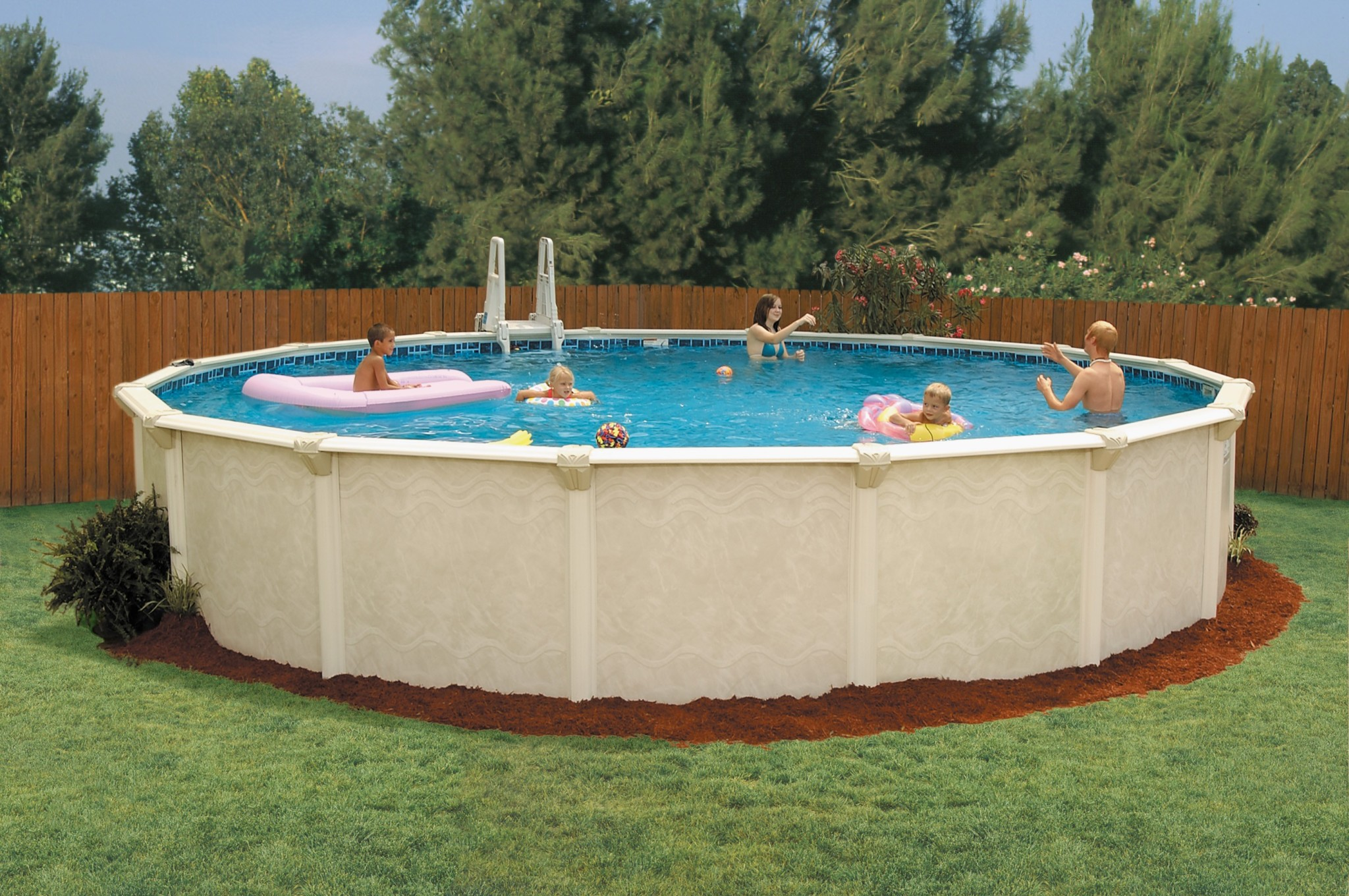 2019 18\'X54″ Decade (8in) Round Steel Pool CLOSEOUT ...
