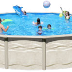 24′ Round & Up to 6′ Deep THE OCEAN Pool & PACKAGE CLOSEOUT $1,678.88