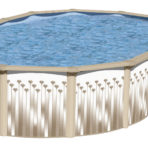 2018 RG-5000 12'X24'X52″ Oval (7in) Steel Pool CLOSEOUT $1,149.99