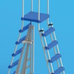 Above Ground Pool Entry Ladder $169.99