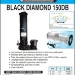 Black Diamond Cartridge Filters and Systems from $$