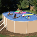 2018 12'X18'X52″ Oval Value-MATE Pool CLOSEOUT $749.84